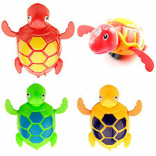 Be New Swimming Animal Turtle Pool Toys for Baby Children Kids Toddler Bath Time