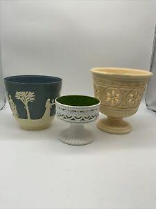 Vintage Plant Pot Planters Dialene Emsa Plastic Retro 1960s 1970s