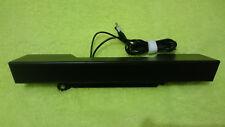 Dell AX510 Monitor Lautsprecher SoundBar Dell Flachbildschirme LCD TFT schwarz