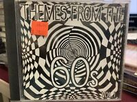 Themes From the Sixties Vol 1 - Various CD UK 1993 FUTURE LEGEND FLEG1CD