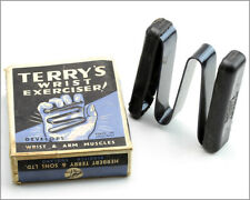 Vintage 1940's Terry'S Wrist Exerciser - Herbert Terry & Sons, England - in Box