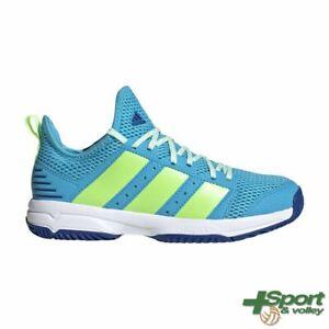 Scarpa volley Adidas Stabil JR Bambino - FU8402