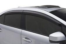 Genuine OEM 2015-2019 WRX/Sti Side Window Visor (SEDANS ONLY!)