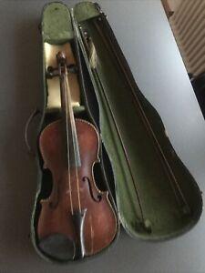 Alte Geige wahrscheinlich Jacobus Stainer zwanziger Jahre mit Original Koffer