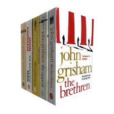 John Grisham Collection 5 Books Set - The Appeal The Brethren The Runaway Jury