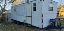 Ready To Work Food Concession Trailer Used Mobile Food Unit In Great Shape For