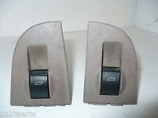 98 99 00 01 02 03 04 Audi A6 Passenger Power Window Control Switch Lot of 2
