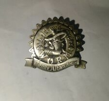 MONTE ALBAN MEZCAL LAPEL PIN WORLD WIDE ORDER of the Worm
