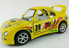 Turbo Racers, Pull Back Toy Car
