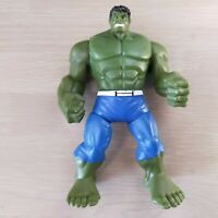 Avengers Hulk Action Figure Marvel Hasbro 2013 Squeeze Action