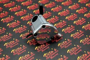 MIRROR POLISHED Vito's Performance Yamaha Raptor 700 660 350 250 thumb throttle