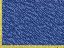 Slanted Rain of Light & Dark Blue Dots By The Yard CPABLU06075