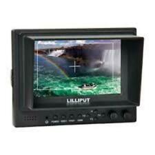 Lilliput 569H001 5 In. On-camera HD LCD Field Monitor With HDMI Component in ...