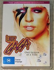 Lady Gaga - One Sequin At A Time DVD in GREAT condition (Region 4)