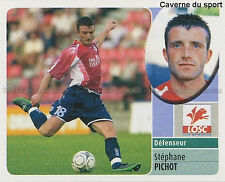 STEPHANE PICHOT # LILLE LOSC VIGNETTE STICKER  PANINI FOOT 2003