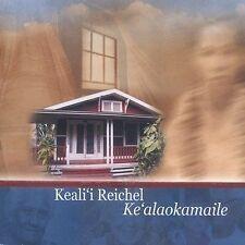 KEALI'I REICHEL - Ke'alaokamaile [digipak] (Hawaiian CD, 2003, Punahele)
