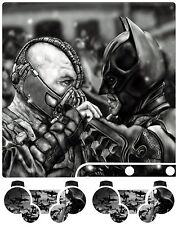 BATMAN Oscuro night rises Christian Bale PS3 Skins