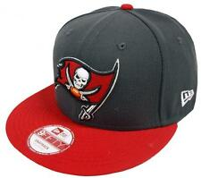 New Era NFL Tampa Bay BuccaneersGraphite Snapback Cap M L 9fifty Limited Edition