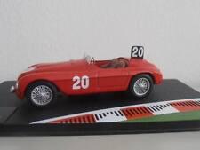 Nice 1/43 Ferrari 166 MM 24H Spa 1949 Ixo/Altaya Chinetti/Lucas 1st Place