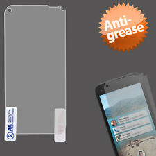For HTC AT&T First Anti Grease LCD Screen Protector Guard with Cleaning Cloth