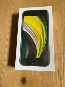 Apple iPhone SE (2. Generation) - 64GB - Schwarz (Ohne Simlock) (Dual-SIM)