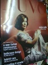 Nuvo Spring 2005 Magazine-Sonja Smits/Papetti/ Lalonde/Rufus Wainwright/Pare