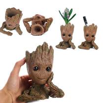 16cm Guardians of the Galaxy BABY GROOT FIGUR Blumentopf Stil Stift Pot
