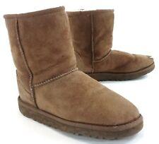 UGG Kids Classic Short Boot - Chestnut US Size 4