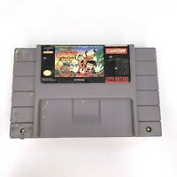 Disney's Goof Troop (Super Nintendo, 1993) - TESTED - AUTHENTIC