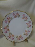 """EDELSTEIN BAVARIA MARIA-THERESIA """"OPHELIA"""" CHINA 6"""" BREAD/BUTTER PLATE-GERMANY"""