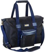 c3a7f7aca716 Versace Parfums Weekender dust bag Large Black Blue Travel men Valentine s  Day G
