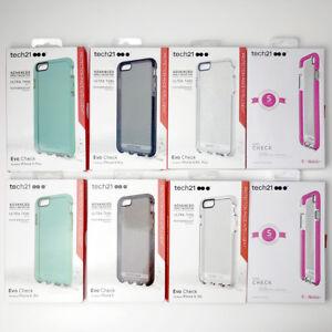 Tech21 Evo Check Bumper Protection Case for Apple iPhone 6/6s & 6 Plus/6s Plus