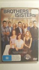 Brothers And Sisters : Season 2 [5 DVD Set] NEW & SEALED, Region 4, FREE Post