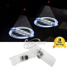 LED Car Door Welcome Projector Logo Ghost Shadow Bombilla light lamp For Nissan