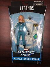 New 2016 Hasbro Invisible Woman Marvel Legends Series Walgreens Exclusive