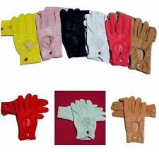 b084bd28c6f864 Unisex Echt Weiche Lederhandschuhe Autofahrer-Handschuhe Sporthandschuhe DE