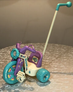Vintage 1980's Cabbage Patch Kids Tricycle Bike Big Wheel Non-smoker