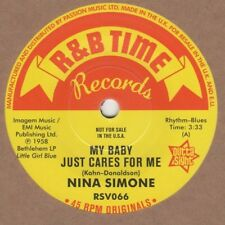 Nina Simone  My Baby Just Cares For Me R&B Time RSV066 Soul Northern motown
