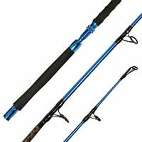 Fiblink Saltwater Graphite Jig Jigging Spinning Fishing Rod Deep Sea Jig Pole (6