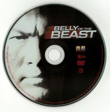 Belly of the Beast (DVD disc) Steven Seagal