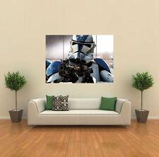 Clones Jedi Star Wars GIANT ART NOUVEAU grand Imprimé Poster Photo Mur G451