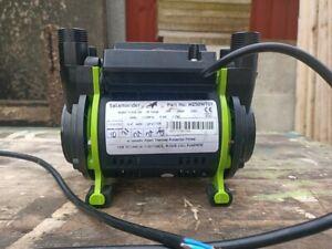 Salamander shower pump 1.4 bar CT-50 XTRA. Twin feed.