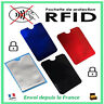 Pochette Protection Carte Bleue Sans Contact Anti Vol RFID