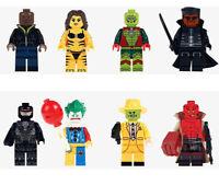 Super Hero 2019 Metallo Tigress Blade Luke Cage The Mask Robocop Joker Hellboy