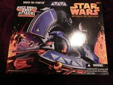 Star Wars Revenge of the Sith Droid Tri-Fighter, Unopened