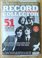RECORD COLLECTOR June 2017 #467 Beatles/Dr Who/Motown/Gary Wilson/Punk zines