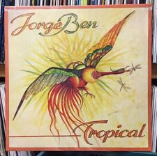 Jorge Ben – Jorge Ben SEALED Oficial Arquivos VINYL LP REISSUE
