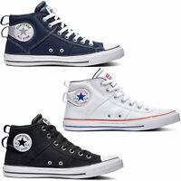 Converse Chuck Taylor All Star Toile CS Mid Baskets pour Hommes Chaussures de