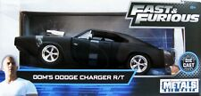 New Jada 1:24 Scale Dom's 1970 Dodge Charger R/T from Fast & Furious Movie 97174