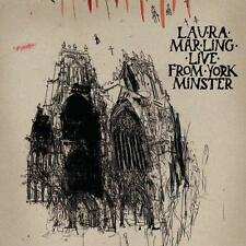 Laura Marling - Live From York Minster 180G 2-LP SEALED NEW Noah & The Whale